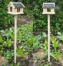 Promotional Wooden Bird Table with Stand