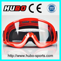 CE certificate mx goggles face foam anti fog lens eyewear motocross racing
