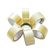 Hotmelt BOPP Packing Tape BOPP Film Coated With Hotmelt Glue