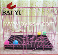 Expanded Metal Dog Travelling Crate And Dog Show Cage