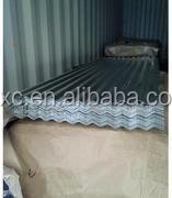 Roofing sheet Corrugated Galvalume /Galvanized Steel Sheets (FACTORY)74