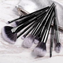 Focallure Factory Best Selling 10pcs Makeup Brush Set Cosmetics Kit Professional Wholesalers
