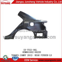TOYOTA CAMRY (12-) REAR FENDER MOTOR BODY PARTS FOR SALE