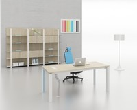 Modern office furniture system solutions