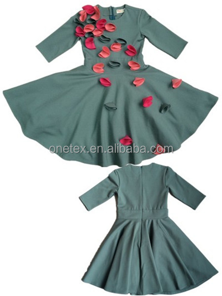 New Design Party Flower Girl Dress