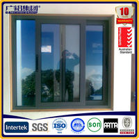 Door & Window Application and 6000 Series Grade aluminium sliding window and doors fabricators in china