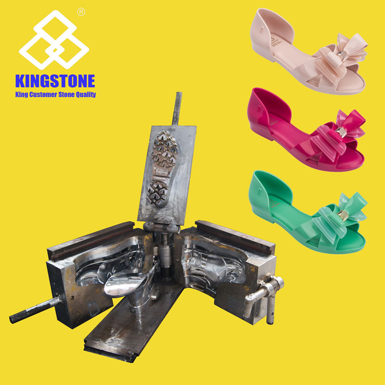 Kingstone New Style PVC Jelly Shoes Mould with High Quality Factory