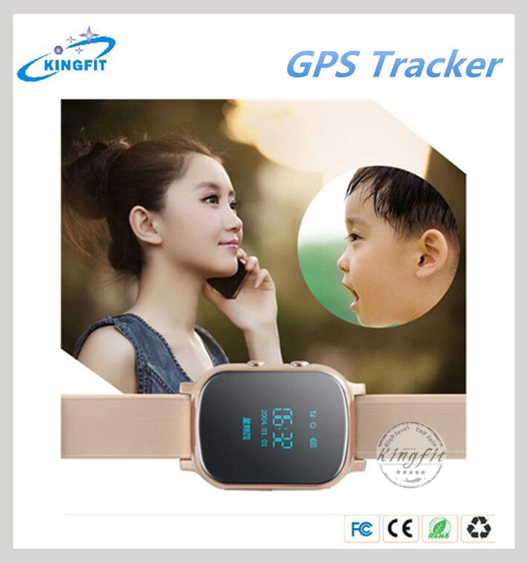 Kids Smart Watch Tracking Device, GPS Watch <strong>Phone</strong> For Chidren