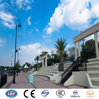 6m 7m 8m street lamp post / street lighting poles
