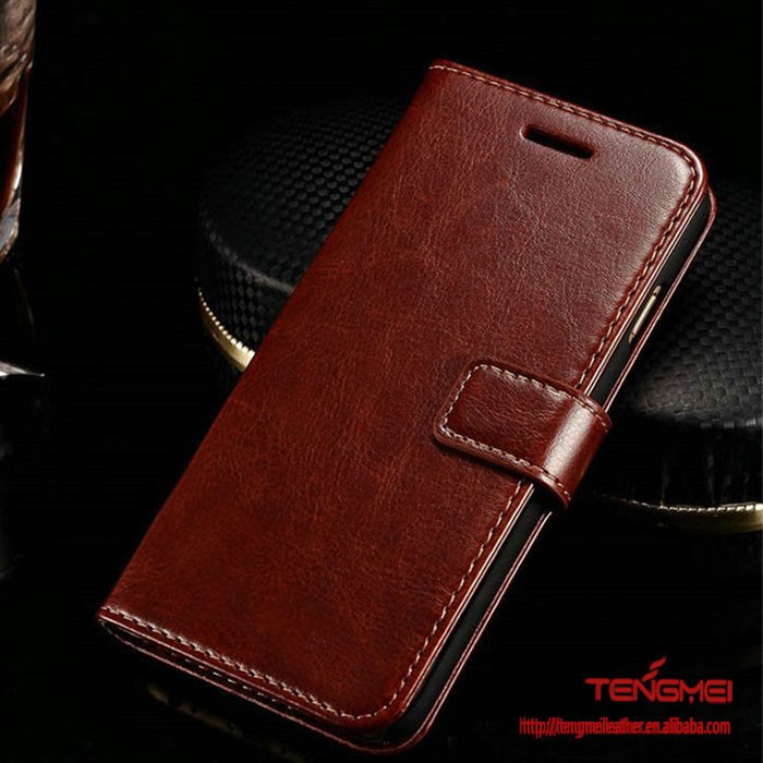 Light and Handy PU Leather Cover Case For iPhone 6s Case