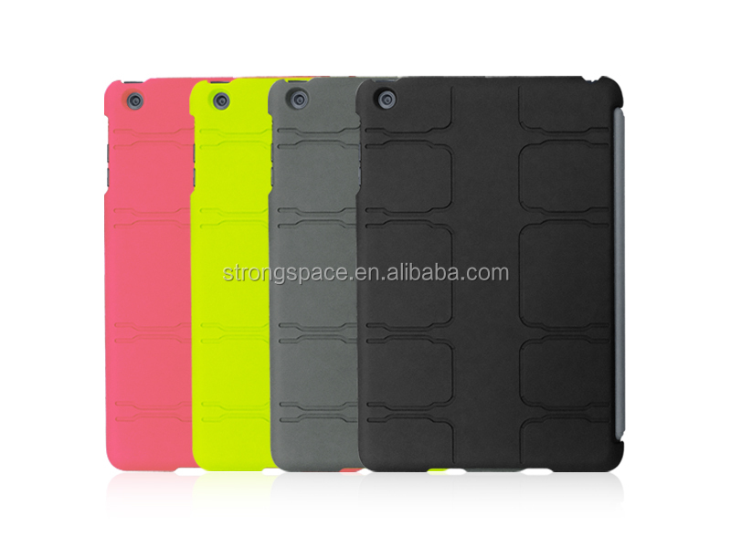 shining hard-shell case for ipad mini cases manufacturer