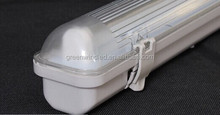 2014 Shenzhen Guangzhou Guzhen China t8 waterproof fluorescent light fixtures ip65
