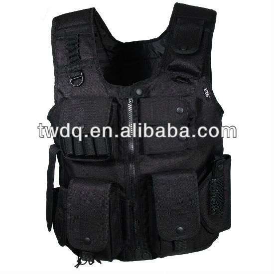 External Body Armor Carrier