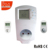 Socket LCD display infrared heating thermostat plug in