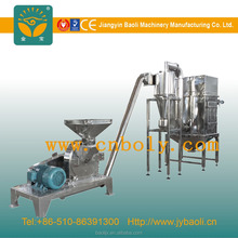 2016 latest stainless steel Turbo Mill with CE