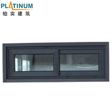 Small Size Design Sliding Aluminium Windows with Best Hardware