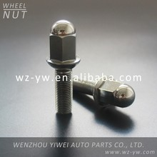 high strength steel Wheel Hub bolts and nuts