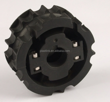 plastic sprocket wheel/nylon plastic sprocket gear in conveyor machine