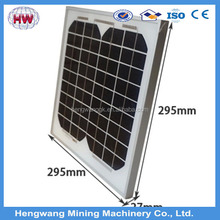 Factory price 20W High Efficiency Poly Solar panel 18V