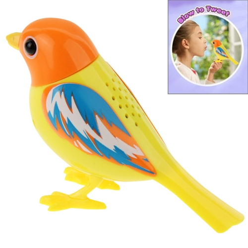 hotseller Electronic Digi Bird Intelligent Music Toy, with 20 Songs & Tweets