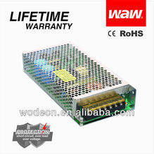120W power supply for CCTV Camera with 12V 10A dc output