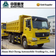 Sino Tipper Truck HOWO 6X4 Mining right hand drive vehicle ZZ3257N3447A1