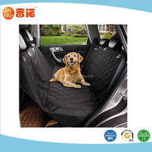 Quilt pet car seat cover for Dog cat Car Seat Protector with comfortable feeling