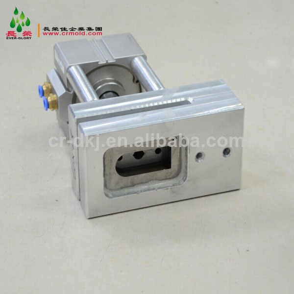 Pneumatic U Shaped Hole Punch Mould for Plastic Bag
