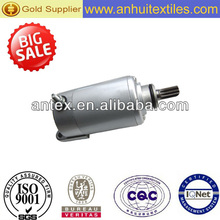 High quality hot sale starter motor for CB125 /motorcycle spare parts/motorcycle starting motor