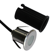Outdoor 304SS 3W warm white IP67 underground led light