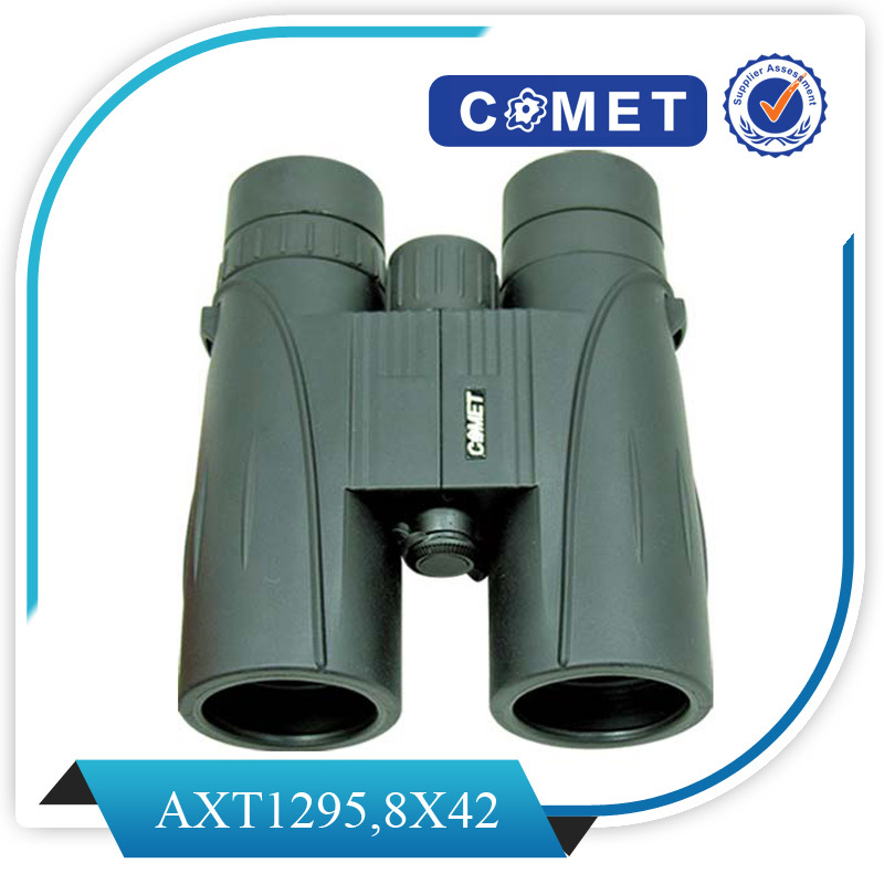 AX1141 Binoculars;10X42(8X42) BAK4 All Multi-layer Coating Middle Axle Focusing Waterproof Binoculars