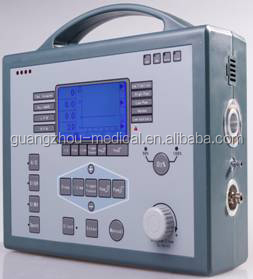 portable icu ventilator, Ambulance interior equipment, rescue respiratory emergence ventilator