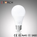 China Ctorch 9w led light A bulb housing Segmented dimmer light