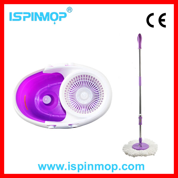 ISPINMOP 2014 cleaning equipment and names spin mop 360