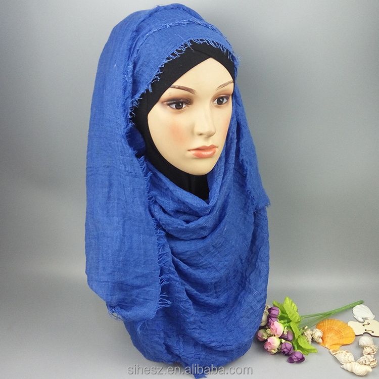 best selling products muslim arab girl hot pictures scarf women hijab in 45 colors