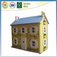 With flower mini green house as kid's best gift