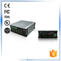 intel core i3 i5 i7 CPU 2*LAN 8*USB 8*COM 2*PCI-Express or 2 *Mini PCIE 1*VGA industrial computer embedded fanless box pc