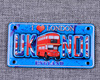 2016 hot salling souvenir magnet with I love London