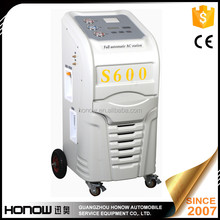 Car air conditioning r134a gas recycling machine