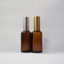 heart cosmetic packaging 15 ml glass bottle for essential oil