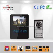 Video Phone Home Automation Gateway Intercom Systems for Door Opening System