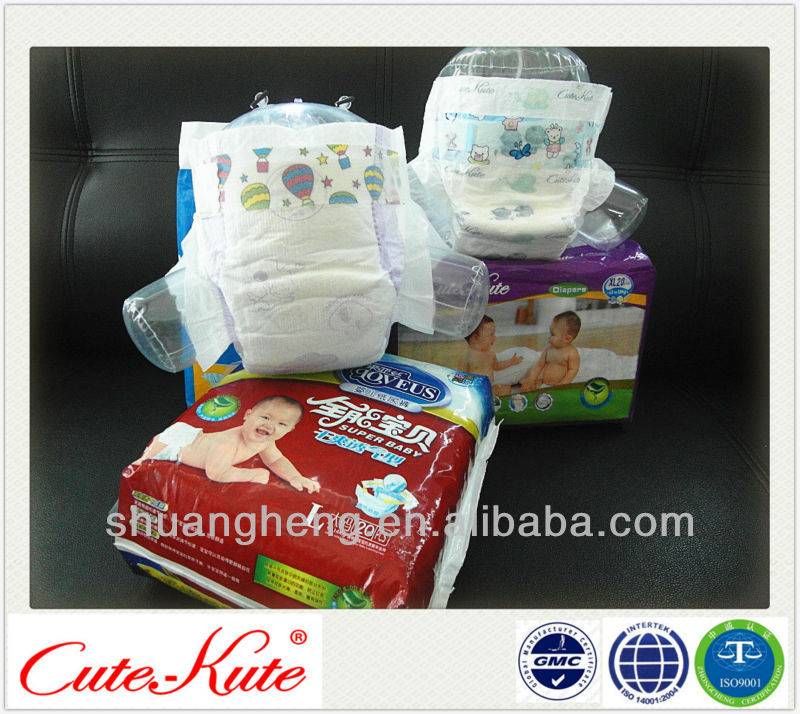 Comfortable & Healthy sunshine baby diapers