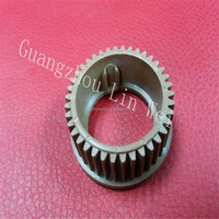 Copier Parts Upper fuser roller gear for KM1620 KM1650 KM2035 KM2050 KM2550 2C920170 2KK25170