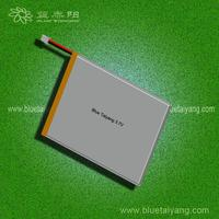 707098 5400mAh thin lithium polymer rechargeable digital batteries