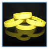 for christmas gift silicone bracelet elastic
