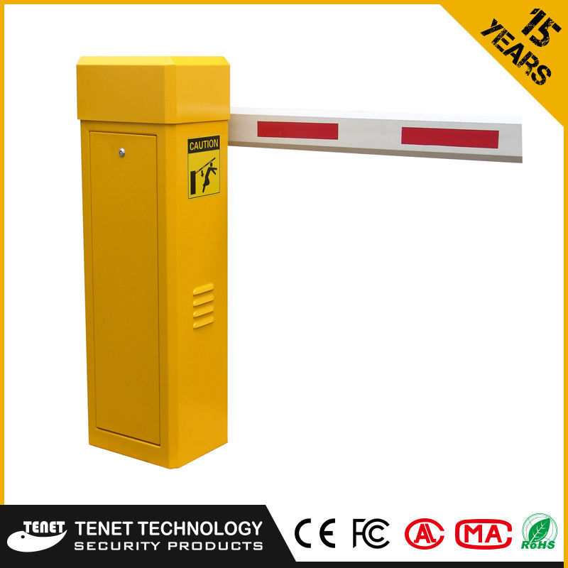 Car Access Control Barrier Gate Arm Accessories For Community Parking Area