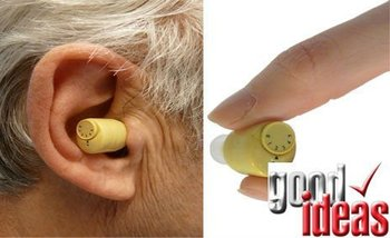 SUPER MINI EAR (161) - BOOST YOUR HEARING WITH OUR MICRO-SIZE HEARING AMPLIFIER.