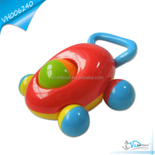 Latest fashion style baby toys Plastic baby rattle