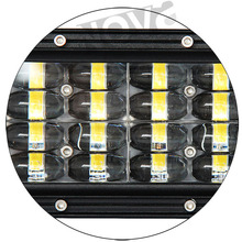 Best selling offroad 4x4 auto led light bar 4 rows Truck Pick up led light bar