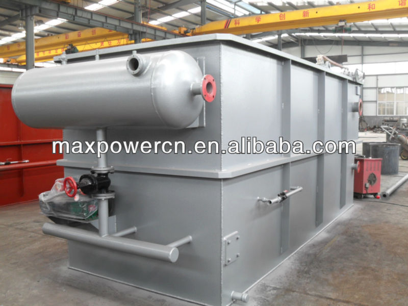 oil field injection water treatment equipment system